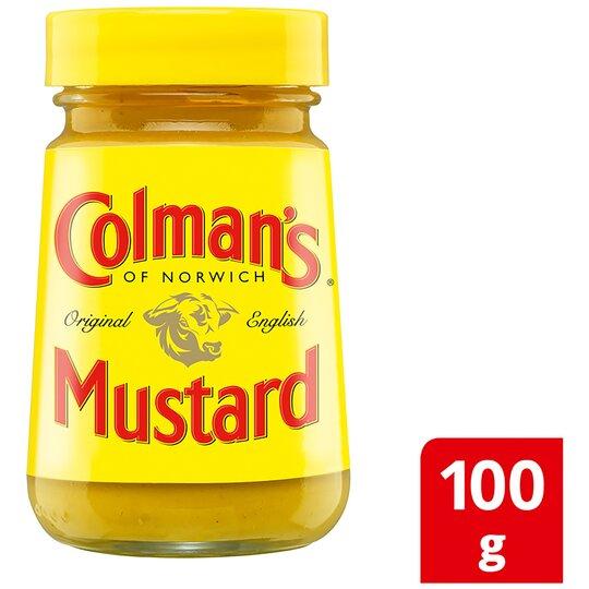 image 1 of Colman's Original English Mustard 100G