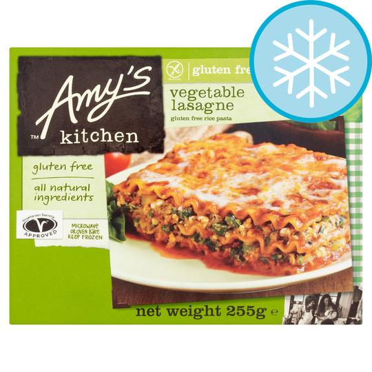 Amy's Kitchen Gluten Free Vegetable Lasagne 255G