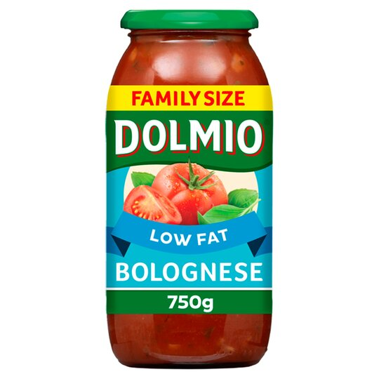 Dolmio Bolognese Ori Low Fat Pasta Sauce 750G