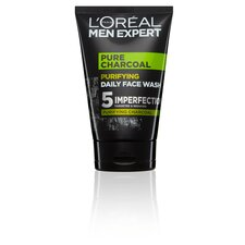 image 3 of L'Oreal Men Expert Charcoal Face Wash 100Ml