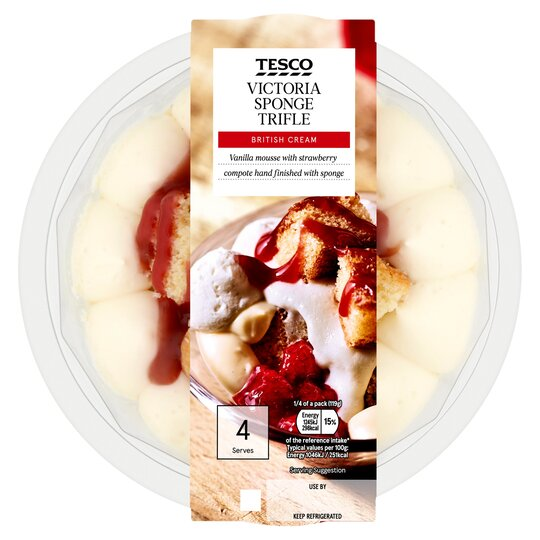 20+ Gluten Free Trifle Sponges Tesco Pictures