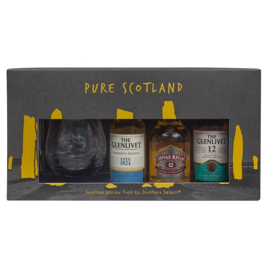 Whisky Tasting Selection Gift Set