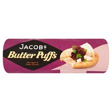 image 1 of Jacobs Butter Puffs 200G