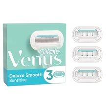 image 1 of Gillette Venus Deluxe Smooth Sensitive Blades 3 Pack