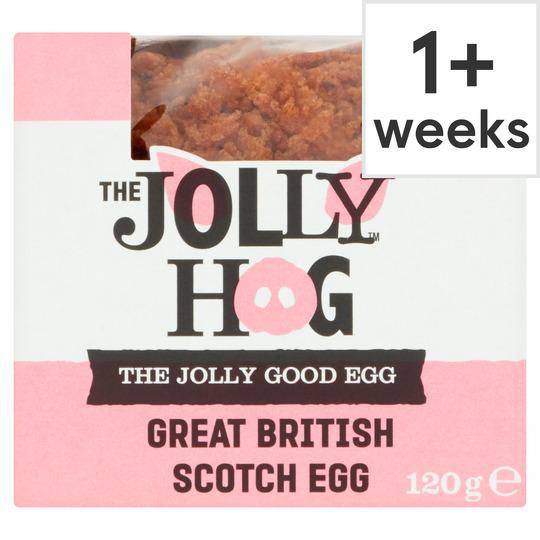 The Jolly Hogg Great British Scotch Egg 120G