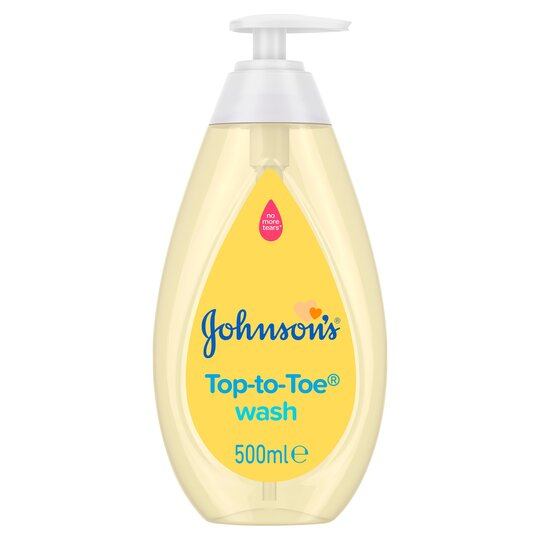 image 1 of Johnson's Baby Top-To-Toe Wash 500Ml