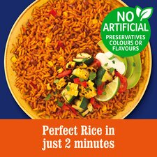 image 4 of Ben's Original Mexican Style Microwave Rice 250G
