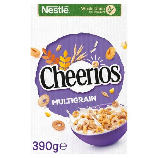 Cheerios Multigrain Cereal 390G