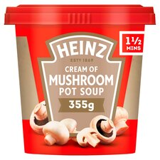 image 1 of Heinz Cream Of Mushroom Pot Soup 355G