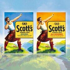 image 4 of Scott's Porridge Oats 1Kg