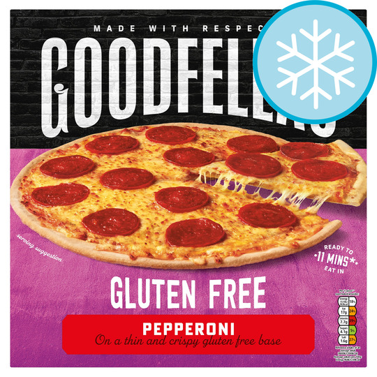 Goodfella's Pepperoni Pizza Gluten Free 317G