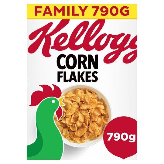 Kellogg's Cornflakes 790G