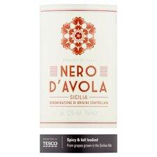 image 2 of Tesco Nero D'avola 75Cl
