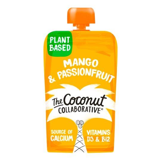 Little Coco Nutters Puree Mango & Passion Fruit 90G