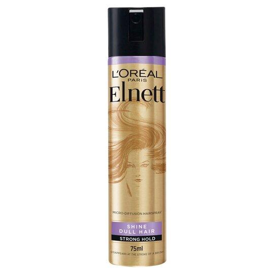 L'oreal Paris Elnett Lumiere Supreme Hair Spray 75Ml