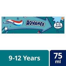 image 3 of Aquafresh Advance Kids Toothpaste 75Ml