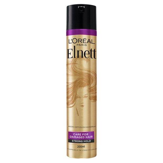 image 1 of L'oreal Paris Elnett Precious Oil Hair Spray 200Ml