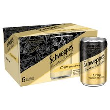 image 1 of Schweppes 1783 Crisp Tonic Water 6X150ml