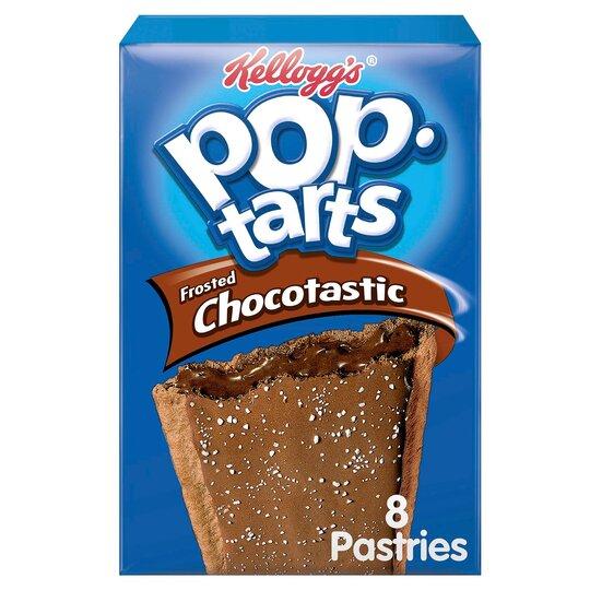 Kellogg's Pop Tart Frosted Choctastic 8X48g