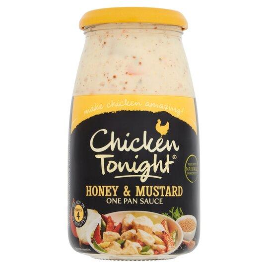 Chicken Tonight Honey Mustard 500g Tesco Groceries