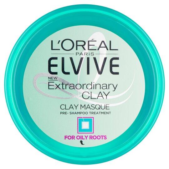 image 1 of L'oreal Paris Elvive Extraordinary Clay Pre Shampoo 150Ml