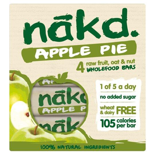 Nakd Apple Pie Bars Multipack