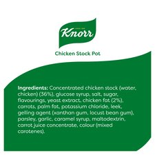 image 2 of Knorr Chicken Stock Pot 8'S 224G