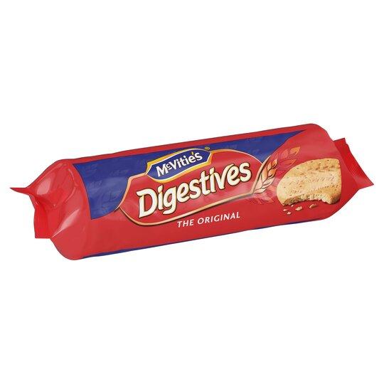 Mcvities Digestive 400G
