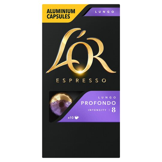 image 1 of L'or. Expresso Lungo Capsules 10Pc 52G