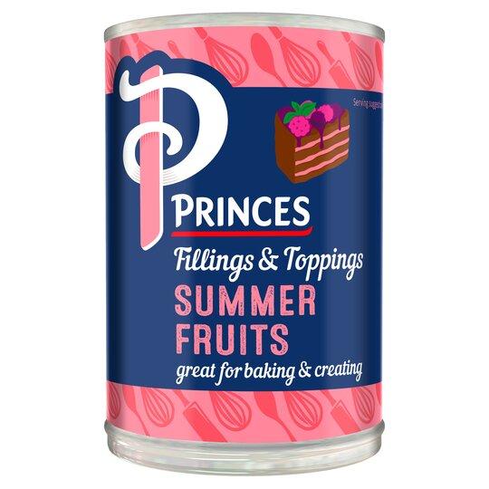 Princes Summer Fruit Filling 410G