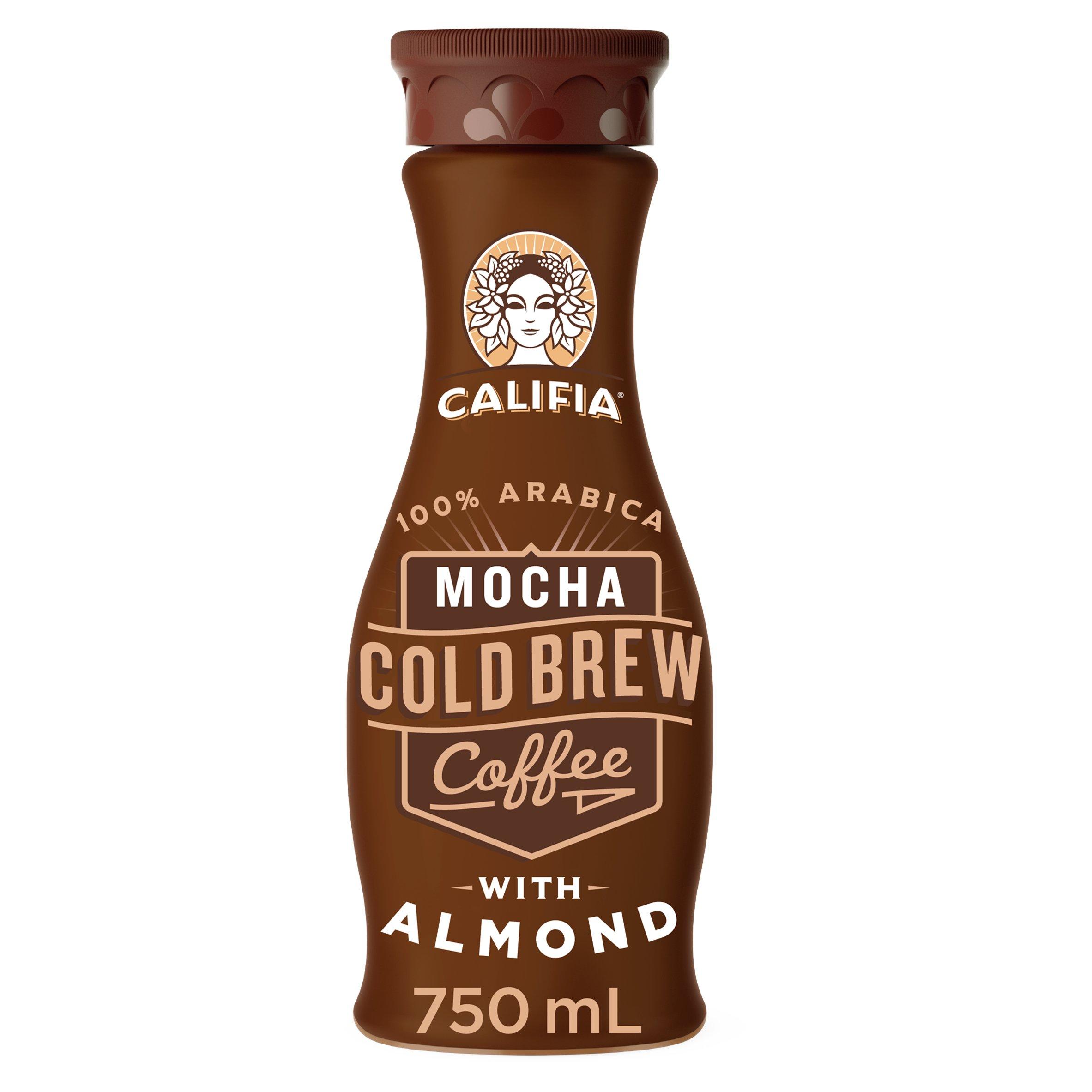 Califia Farms Mocha Cold Coffee With Almond 750Ml