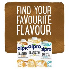 image 3 of Alpro Barista Almond Long Life Drink 1 Litre