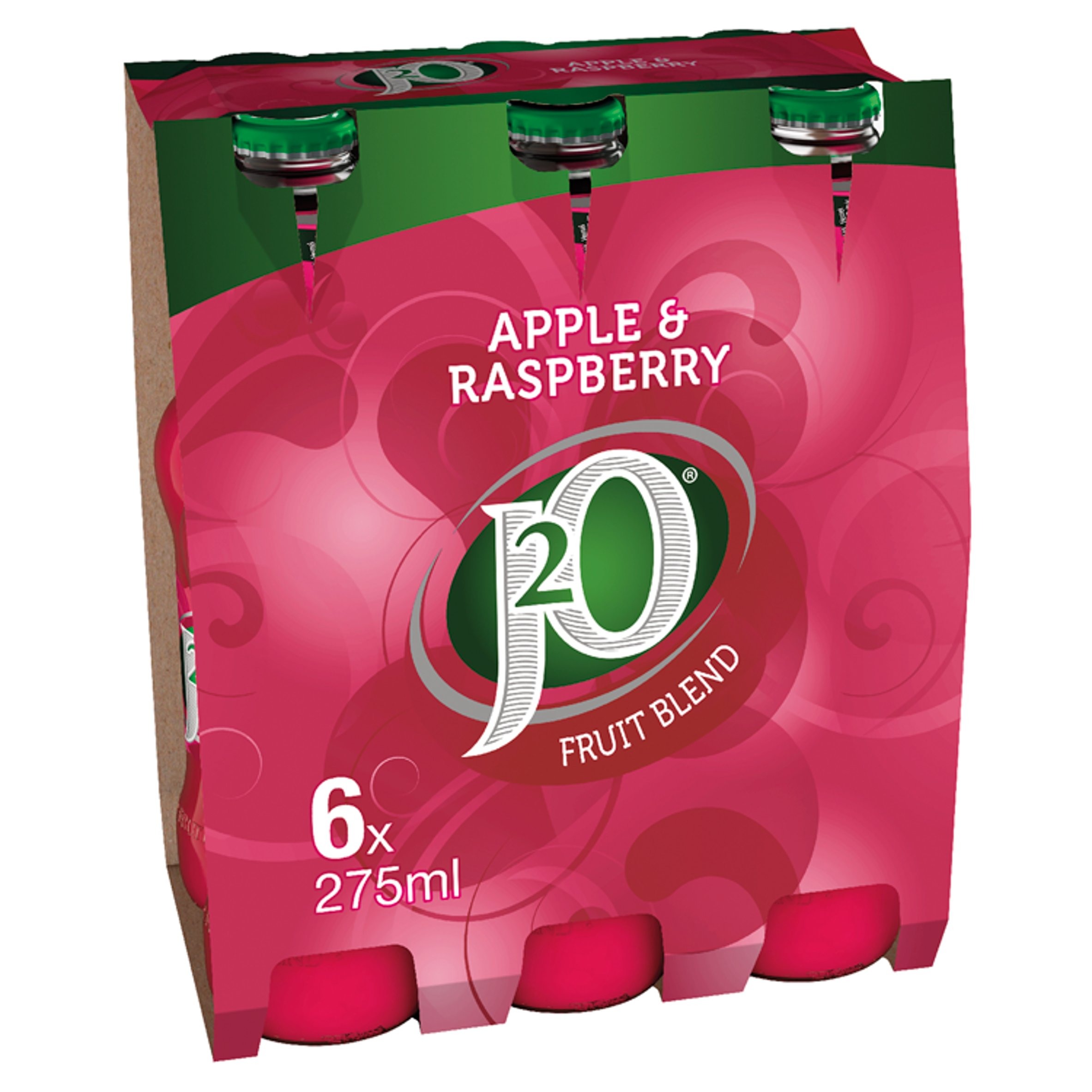 J20 Apple & Raspberry 275Ml X 6