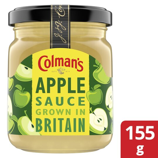 image 1 of Colman's Bramley Apple Sauce 155G