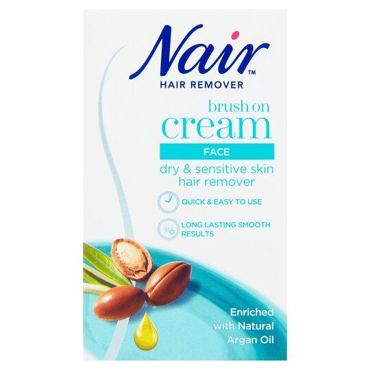 Nair Brush On Hair Remover Tesco Groceries