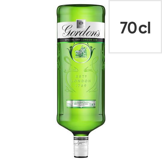 Gordon's Special Dry London Gin 70Cl Bottle