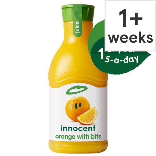 Innocent Orange Juice With Bits 1.35L