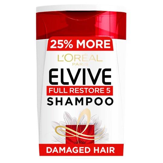 L'oreal Elvive Extreme Damaged Hair Shampoo 500Ml