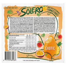image 3 of Solero Exotic Ice Cream 3 X 90Ml