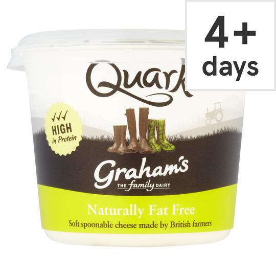 Grahams Farm Dairy Natural Quark 250G
