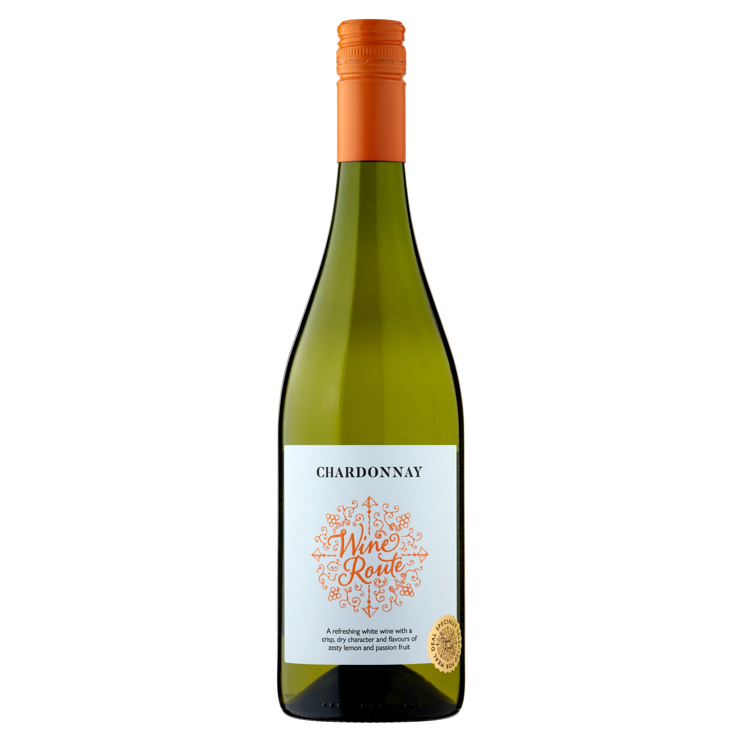 Wine Route Chardonnay 75Cl