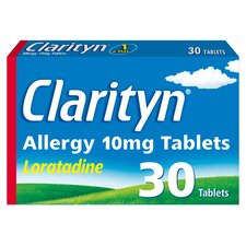 image 1 of Clarityn Allergy Tablets One A Day 30'S