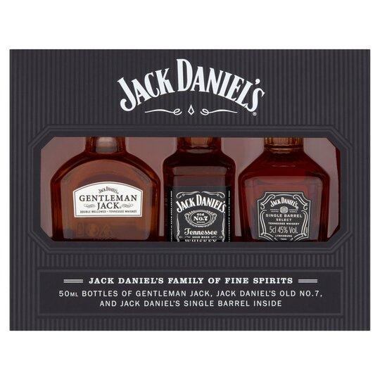 Jack Daniel's Family 3X5cl Set