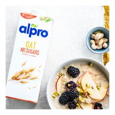 image 4 of Alpro Oat No Sugars Ong Life Drink 1L