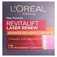 image 1 of L'oreal Paris Revitalift Laser Renew Cream Spf20 50Ml