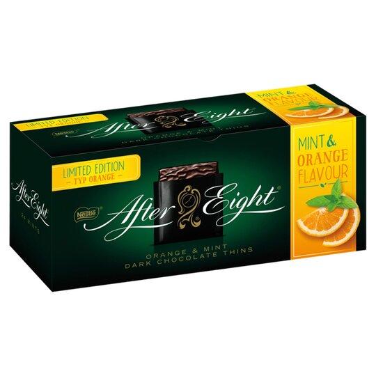 After Eight Orange & Mint Dark Chocolate Thins 200G