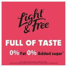 image 2 of Light & Free Greek Style Raspberry Yogurt 4X115g