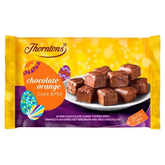 Thorntons Chocolate Orangebites