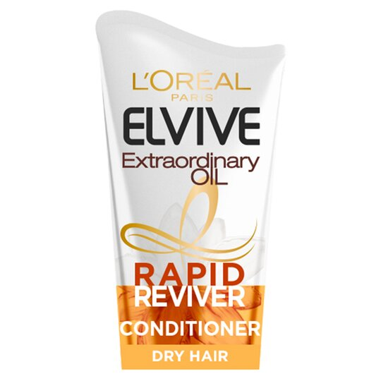 image 1 of L'oreal Elvive Extraordinary Oil Rapid Conditioner 180Ml