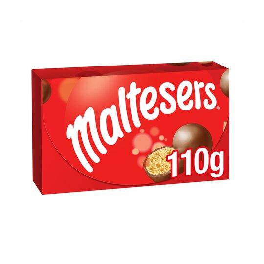Maltesers Milk Chocolate Box 110G